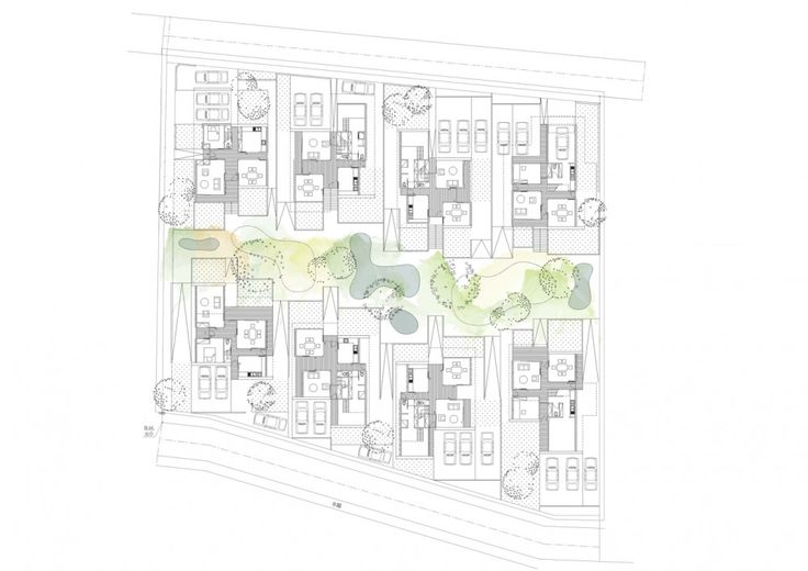 IN-Gawa: Community Housing Proposal / INDEX Architecture IN-Gawa: Community Housing Proposal (7) – ArchDaily