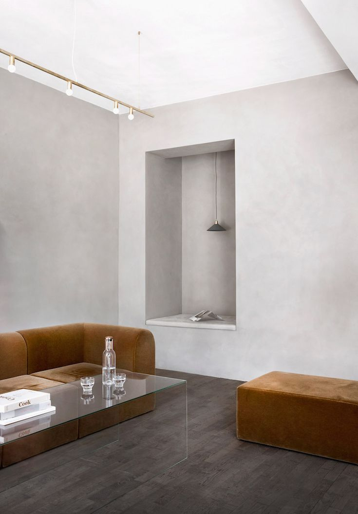 Kinfolk Gallery  The Kinfolk Gallery and office space is a collaborative space between Norm Architects  and the te...