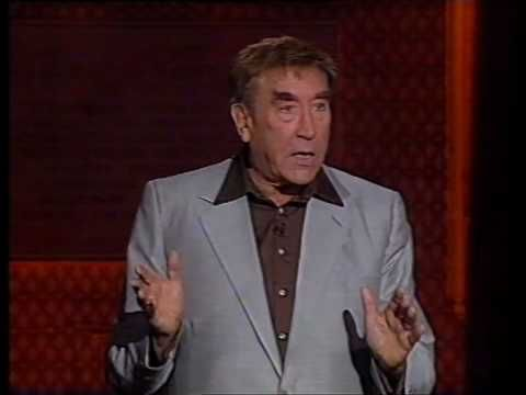 Frankie Howerd at the Oxford Union (pt.1 of FIVE) - '90 HQ