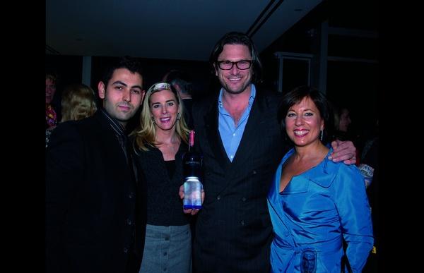 Dalio Calado and some hosts