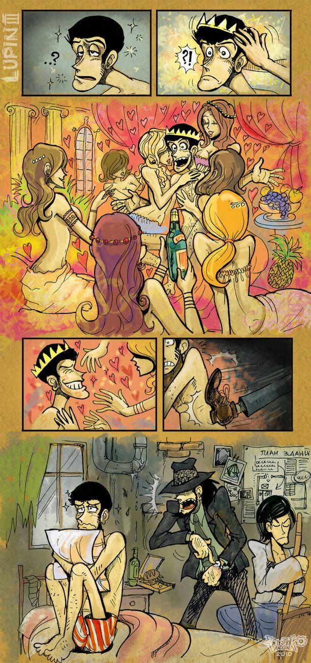 Lupin-strip-04 by Dasha-KO