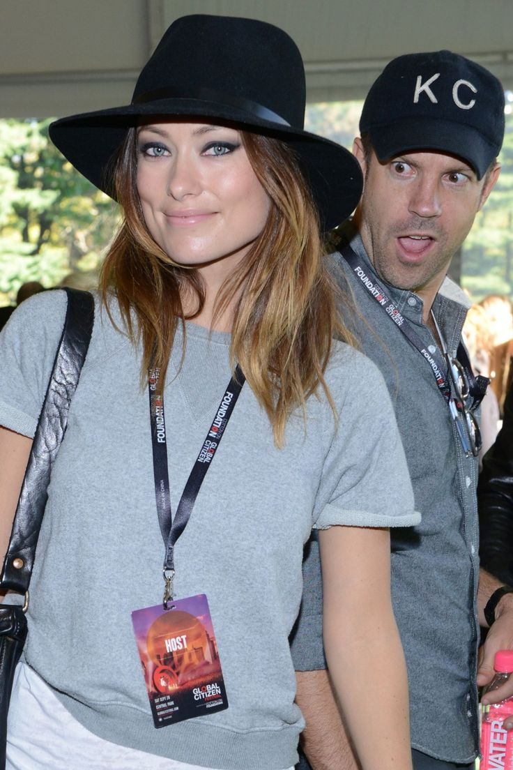 Caution: Copy Olivia Wilde's Smoky Eyes Only if You Feel Like Fighting Boys Off With a Stick