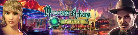 Mroczne Arkana The Carnival Edycja kolekcjonerska #gra #gry