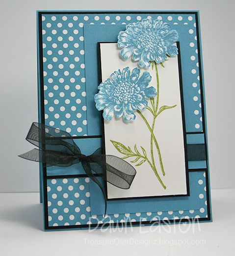 Field Flowers FM42 by TreasureOiler - Cards and Paper Crafts at Splitcoaststampers