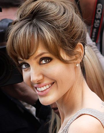 Best Celebrity Style - Beauty and Hair Tips - Harper's BAZAAR #CelebrityHair #CelebrityHairStyles #CelebrityBangs