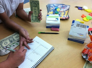 Setting up a classroom economy (run by the students)