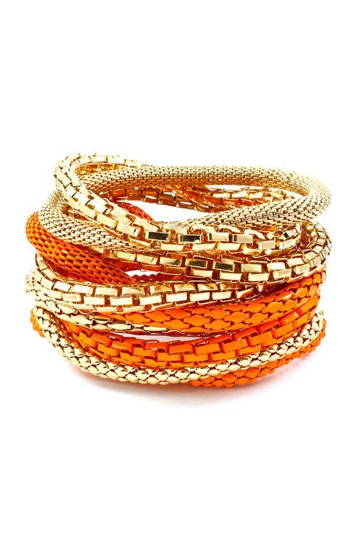 Sorbet Adette Bracelet Set | Emma Stine Jewelry Bracelets