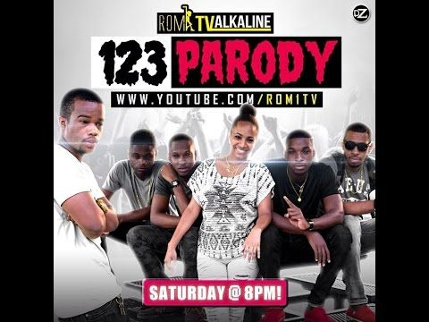 "Alkaline - ""#123"" Parody - @OneRomone [Music Video] - http://www.yardhype.com/alkaline-123-parody-oneromone-music-video/"