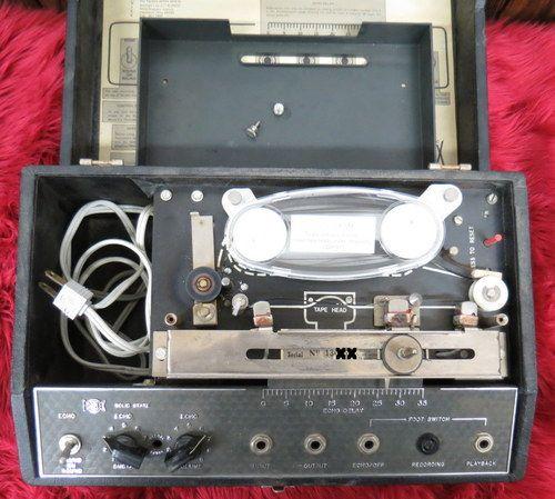 vintage maestro echoplex ep 3 tape echo analog delay ep3 guitar effect cool vintage stomp. Black Bedroom Furniture Sets. Home Design Ideas