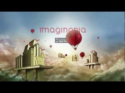 """Bookstore Livraria da Vila: Imaginaria - """"Check in at imaginary places"""" // JWT Brazil (May 2012)"""