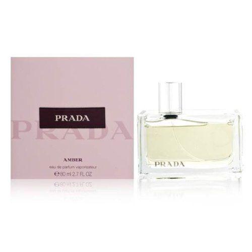 PRADA AMBER For Women By PRADA Eau De Parfum Spray 2.7 Oz