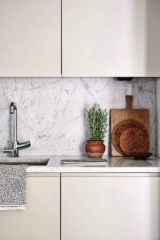 1580 - 13 STUNNING KITCHENS WITH MARBLE COUNTERTOPS
