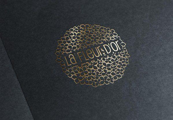 Логотип и фирменный стиль для детского салона красоты | GoDesigner