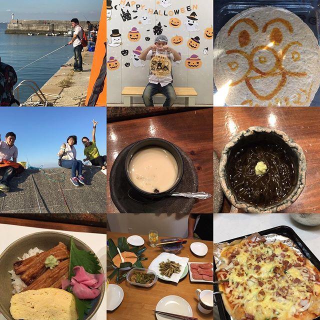 今日は、えびせんべいの里でせんべい作りを楽しんで🍘その後、友達と深海でランチ🍴  ランチ後はハゼ釣りをした後🎣ひろこさんの家で食事会🏠  釣ったハゼを素揚げして、更に僕がピザを手作りして、みんなで食べてと、1日知多半島を満喫しました✨  とっても楽しい楽しい1日でした😀  皆さんありがとうございました。  またやりましょう😊  #知多半島#ハゼ釣り#ランチ#えびせんべいの里#体験#ランチ#食事会#ホームパーティー#ピザ#鱒寿司#スパム#手作り#美浜町#阿久比町#ドライブ#肉#刺身#穴子#茶碗蒸し#ビール#仲間#友達
