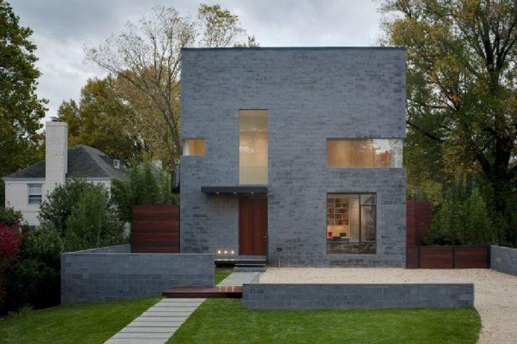 Grey Stone Exterior Wall Cladding : Stylish And Functional Exterior Wall Cladding