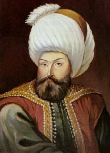 Osman Gazi -  Babası: Ertuğrul Gazi  Annesi: Halime Hatun  Doğum Tarihi: 1258  Doğum Yeri: Söğüt  Tahta Çıkışı: 1299 (1300)  Ölümü: 1324
