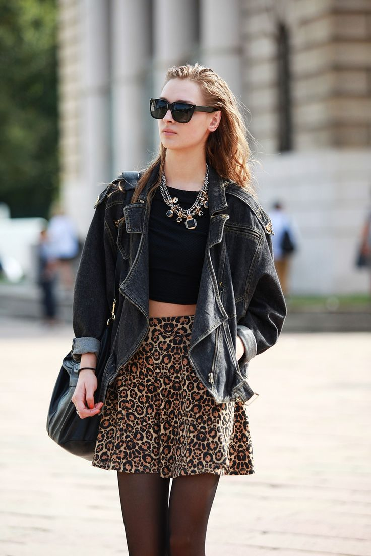As Seen On The Street: Pulling Off Modern Punk #refinery29
