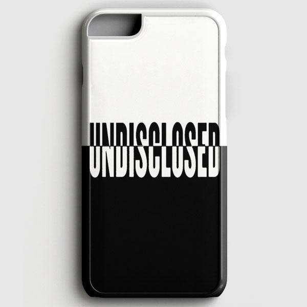 Undisclosed White iPhone 7 Case | casescraft