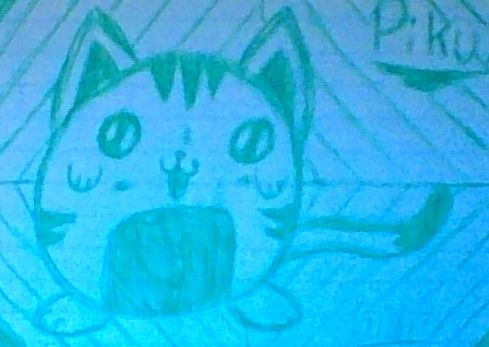 Lol I drew this on the first day of school -.-