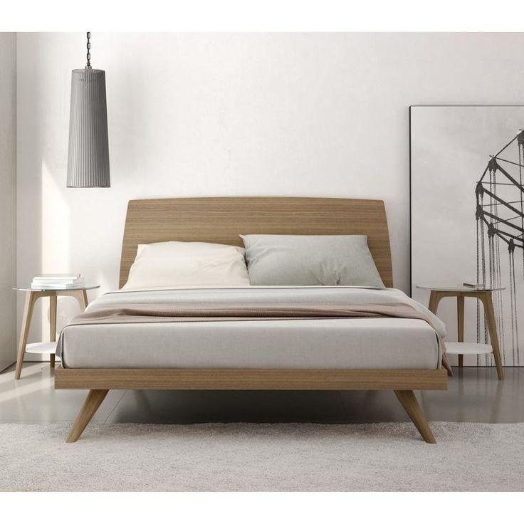 modern king size platform bed frame - Platform Bed Frame King Size