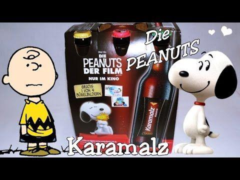 Malzdrink/Karamalz/Peanuts & Friends/Die Peanuts der Film Edition