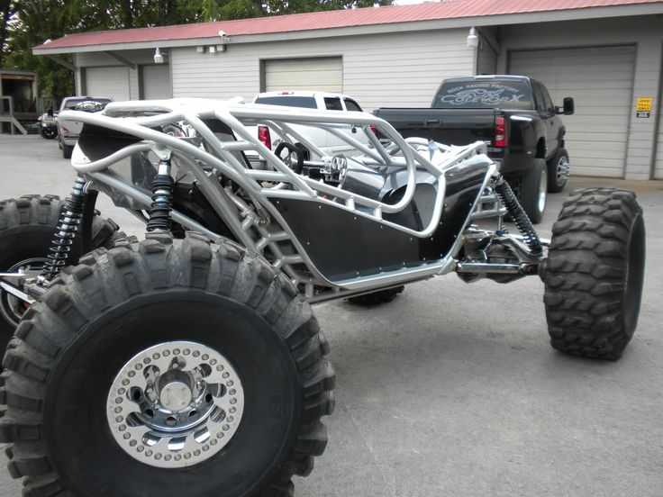 Homemade 4x4 Buggy | Discussion: Tim Cameron le retour!!