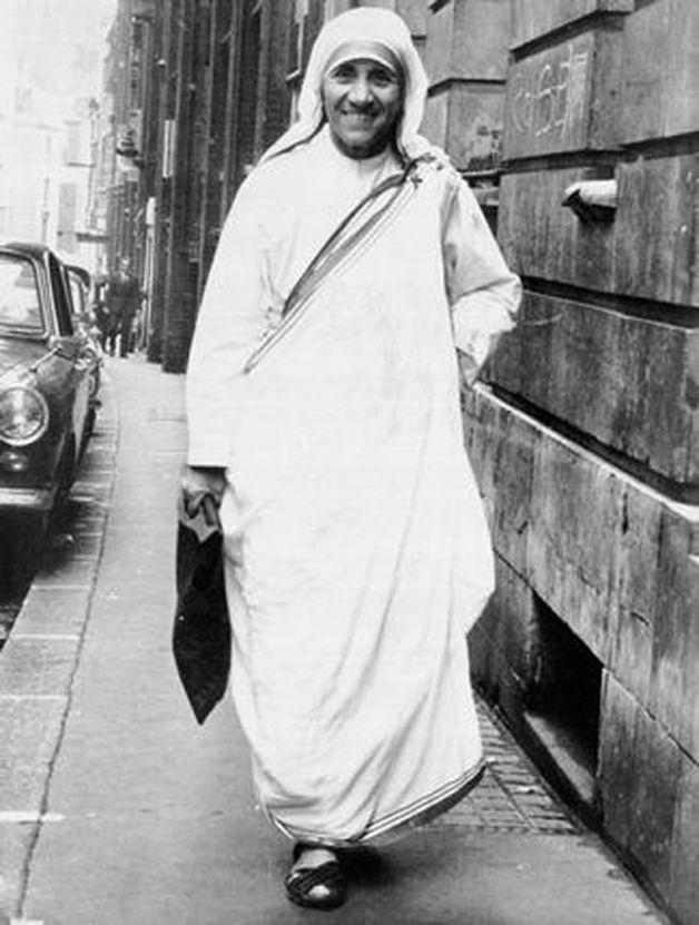 madre teresa de calcutá | Madre Teresa de Calcuta: Premio Nobel de la Paz.