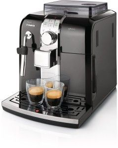 The #Philips #Saeco Syntia Focus Automatic #Espresso #Machine is designed with an intuitive user interface and OptiDose technology. With this machine, you are able to extract customized espresso in few minutes. Read more at: http://coffee-a2z.com/automatic-espresso-machine-philips-saeco-syntia-focus