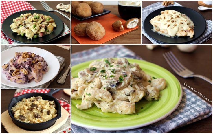 Raccolta+di+ricette+con+il+pollo