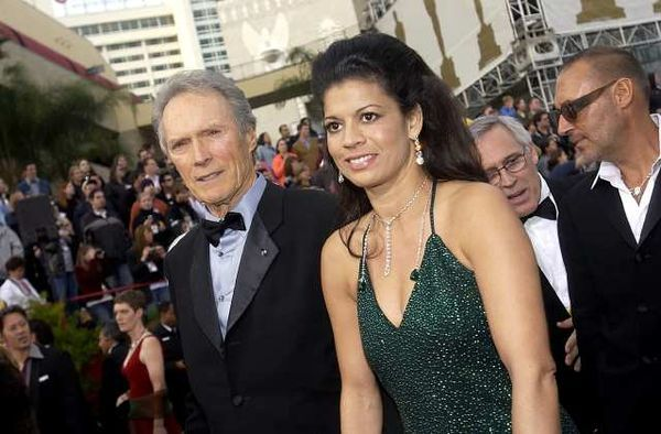Clint Eastwood and Family | Clint Eastwood's wife, Dina, gets reality show on E! network - latimes ...