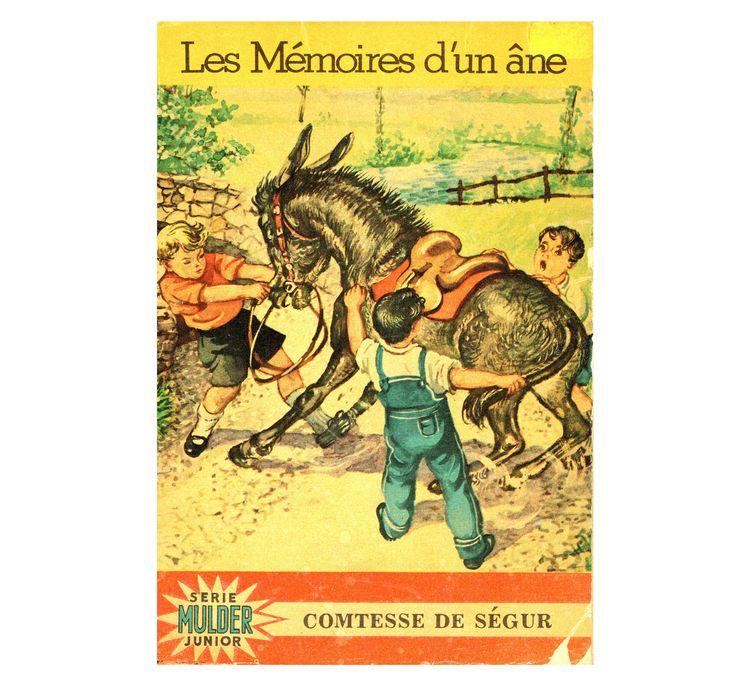 Auteur : Comtesse de Ségur --- Éditeur : Mulder & Zoon N. V. --- Pages : 128 --- Année : Non indiquée --- Divers : Quelques illustrations. Bon état général. Disponible sur http://www.augredespages2016.com/#!anciens-et-ou-rares/c1nep