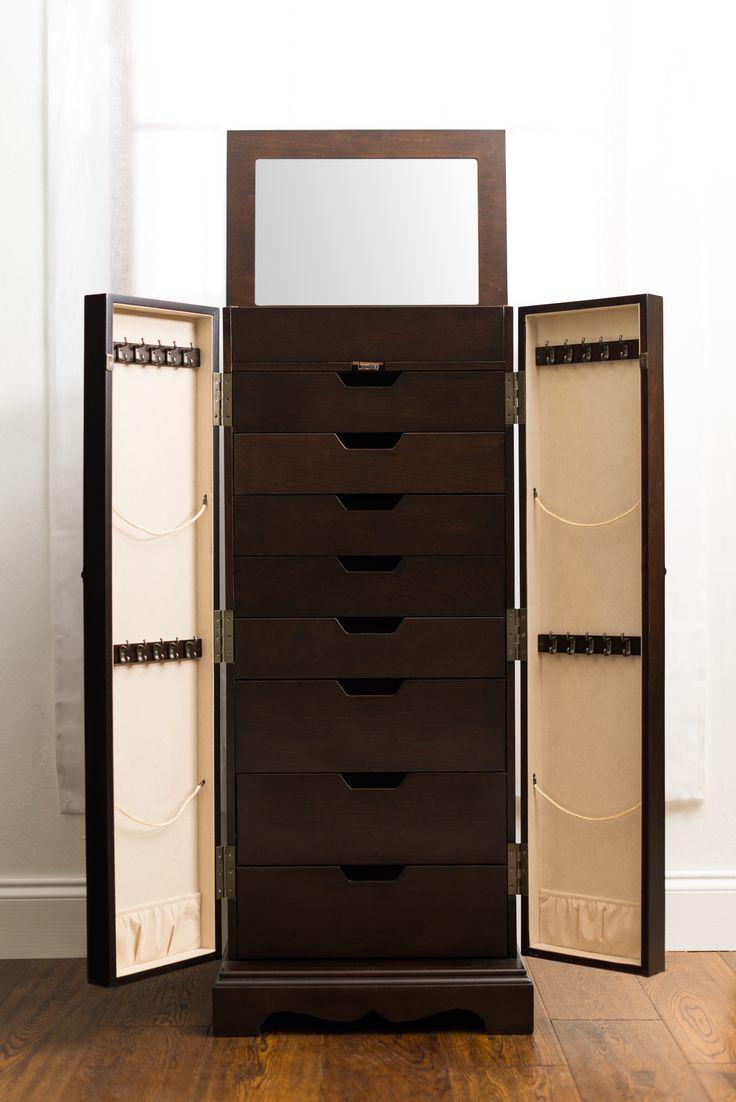 Hives & Honey Chelsea Jewelry Armoire - 36 Best Jewelry Storage Images On Pinterest Jewelry Storage