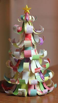 50af2171182742c88080ab7389bb72ba--paper-christmas-trees-paper-trees.jpg (236×416)