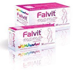 Falvit Mom (mama) x 30 tablets, pregnancy and breastfeeding vitamins and minerals