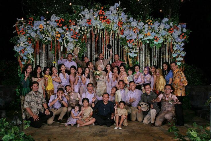 Pernikahan Selly dan Adit di Yogyakarta