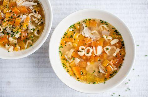 Adam Bennett's Chicken Soup Safari - Tesco Real Food - Tesco Real Food