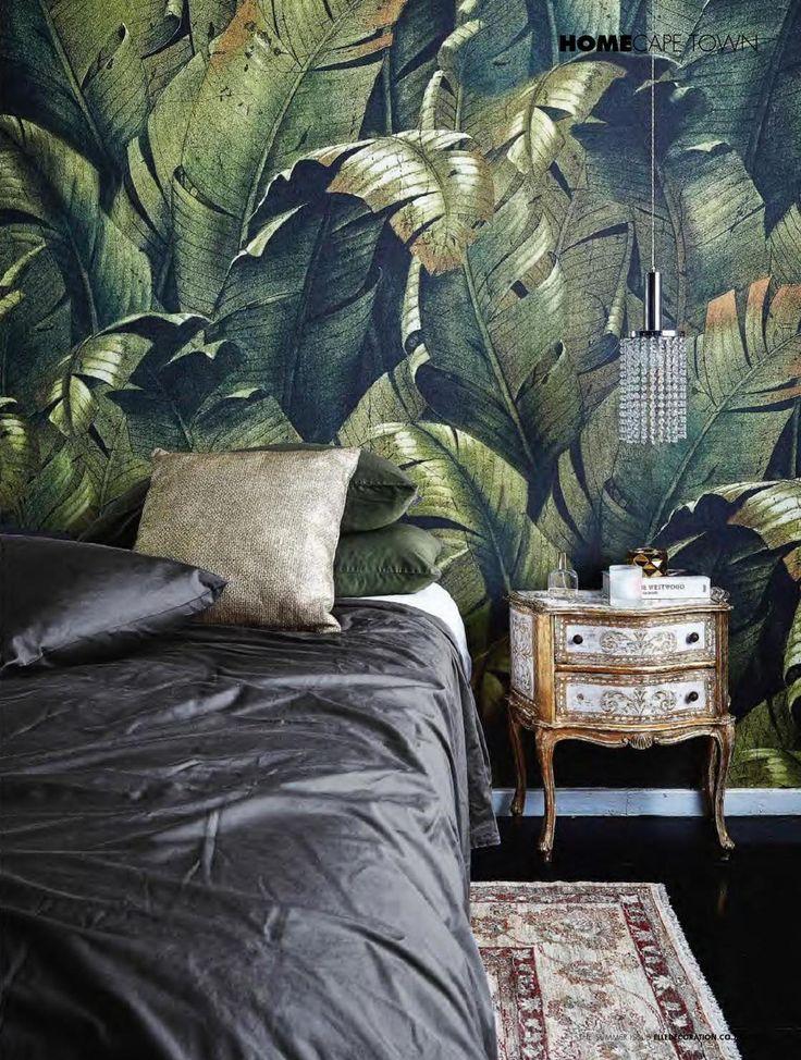 13sdvsvfv Oboi Dlya Gostinoj Tropicheskij Interer Dizajn Bedroom wallpaper cape town