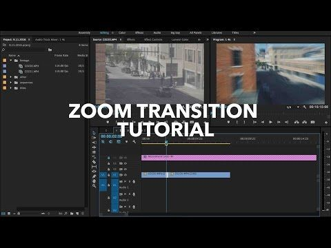 489 best adobe premier images on pinterest adobe premiere pro quick slide transition tutorial adobe premiere pro cc 2015 youtube ccuart Image collections