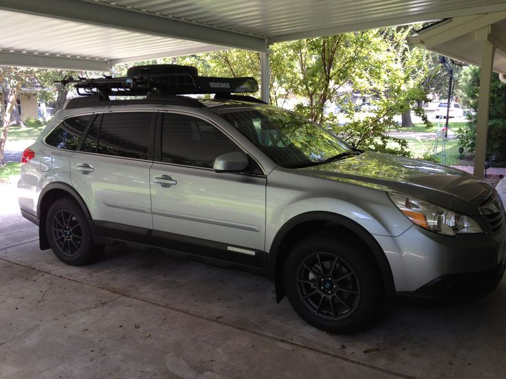 2012 Subaru Outback Lifted on On Roof Design Here S A Modified With