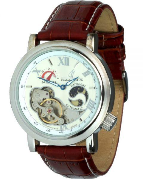 Vandenbroeck & Cie - Modell Premiere - Unisex Automatikuhr - Uhren-Shop: Armbanduhren und Schmuck guenstig kaufen bei ecl-uhren