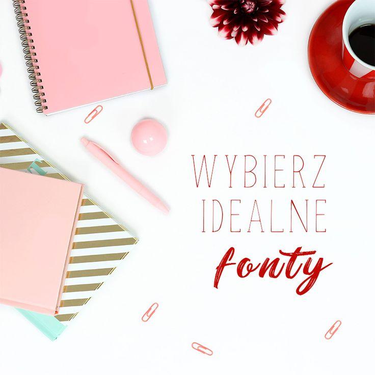 Typografia na blogu i w prezentacji - poznaj przydatne i darmowe narzędzia, które sprawią, że Twoje projekty będą wyglądać profesjonalnie. 12 prostych aplikacji dla fanów typografii