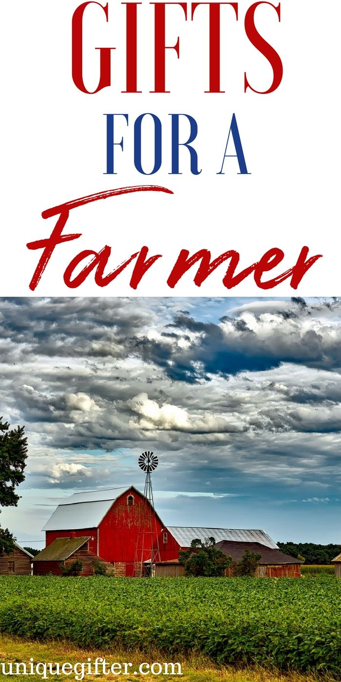 20 gift ideas for farmers | weird gift ideas | gifts, unique gifts
