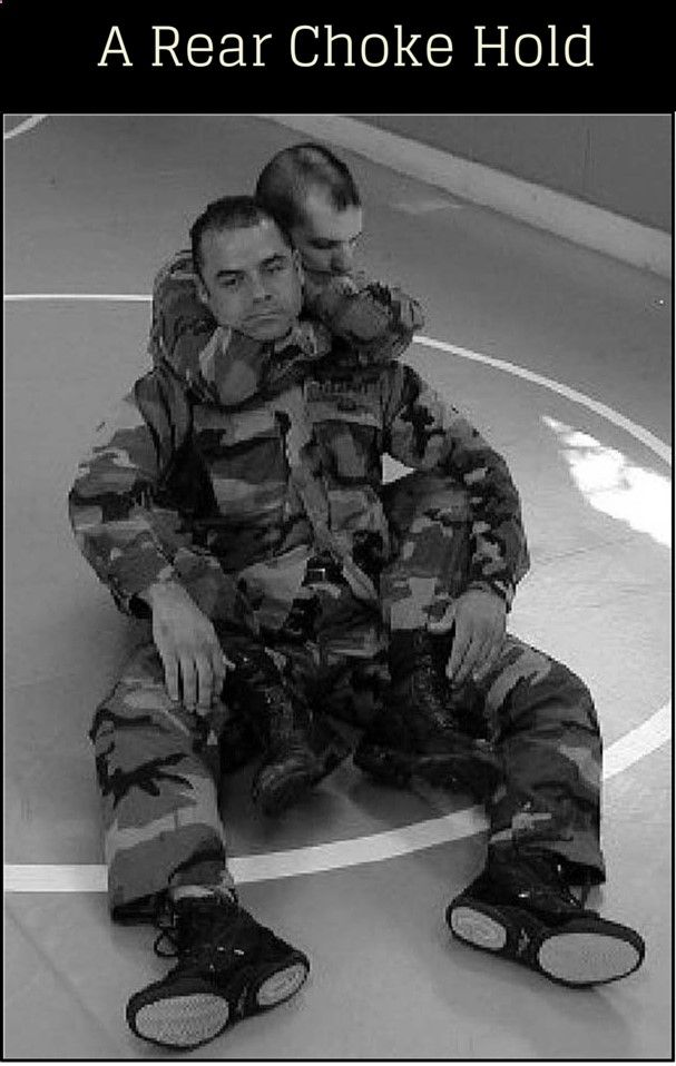 Rear Choke Hold |- Self Defense Tips-One of the great self defense moves to know. This should definitely be in your self defense training arsenal.