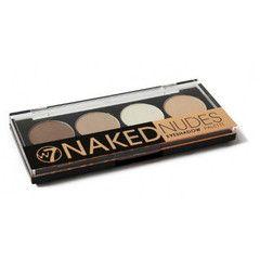 Naked Nudes Eyeshadow Palette