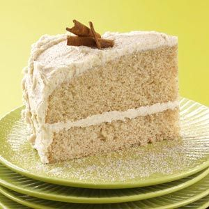 Cinnamon & Sugar Cake Recipe from Taste of Home