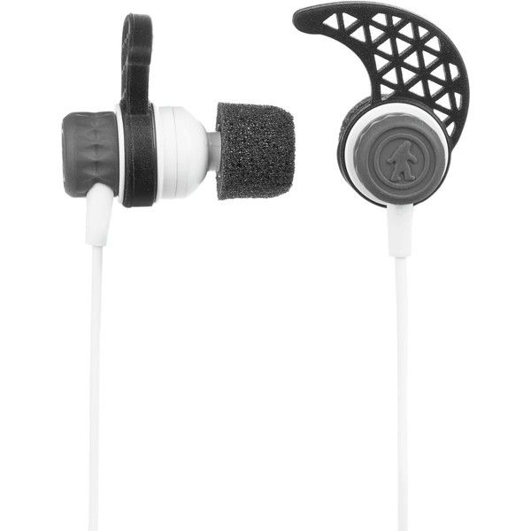 Outdoor Tech Makos All Sport Earbuds ($30) ❤ liked on Polyvore featuring accessories, tech accessories, earphones earbuds, sports earbuds and sport earbuds