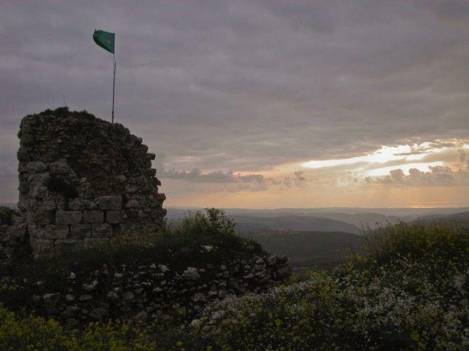 Beaufort Castle, Lebanon | 1,000,000 Places