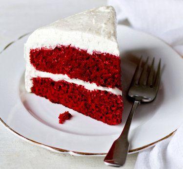Red velvet cake NY Times