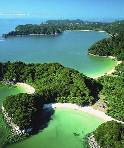 Wonderful Abel Tasman National Park – New Zealand