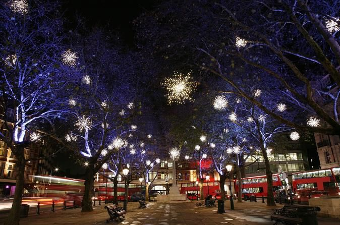 christmas lights london 2019 # 77